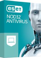 ESET NOD32 Antivirus Édition 2019 - renouvellement licence, remise de fidélité incluse