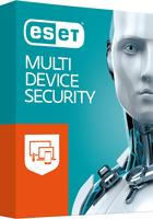ESET Multi-Device Security Édition 2019 - renouvellement licence, remise de fidélité incluse
